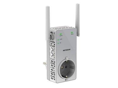 Que tu WiFi no se quede corta es cuestión de sólo 37,99 euros, con el extensor Netgear EX3800-100PE hoy en Amazon