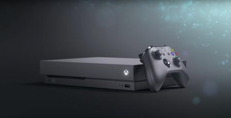 Xbox One X: así es la consola más potente creada por Microsoft