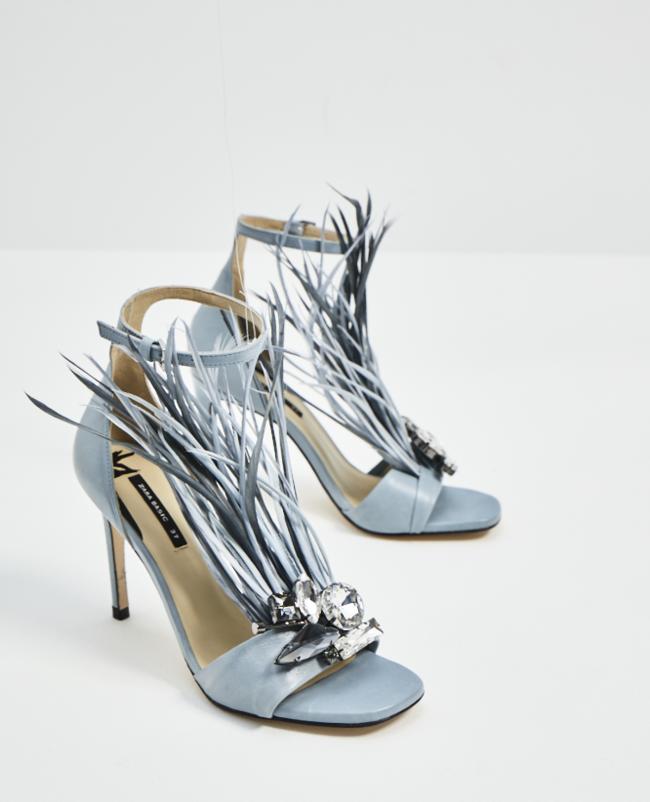 Sandalias Zara Exclusivas1