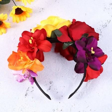 Diademas De Flores 3