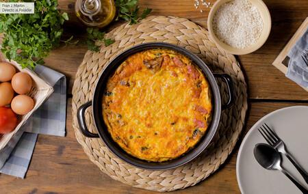 Cómo hacer arroz con costra o arròs amb crosta, receta (con vídeo incluido) ideal para compartir