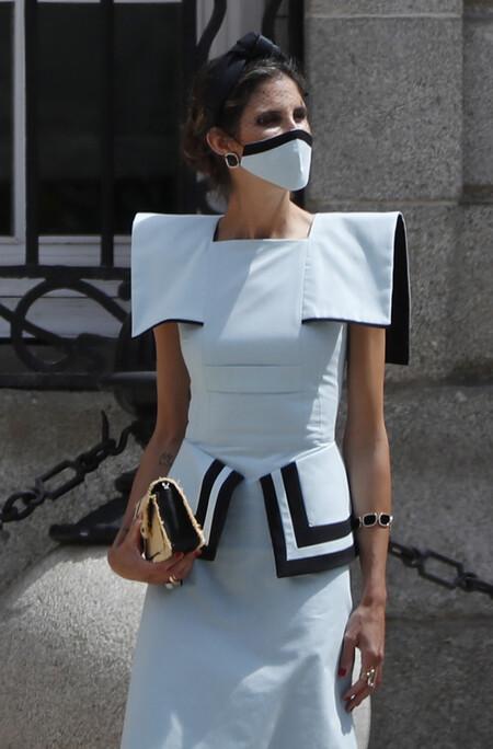 Los looks de invitada más estilosos de la boda de Carlos Fitz-James Stuart y Belén Corsini: Inés Domecq y Sofía Palazuelo entre las más elegantes