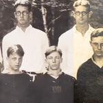 El impresionante proceso de restauración de una fotografía de 90 años