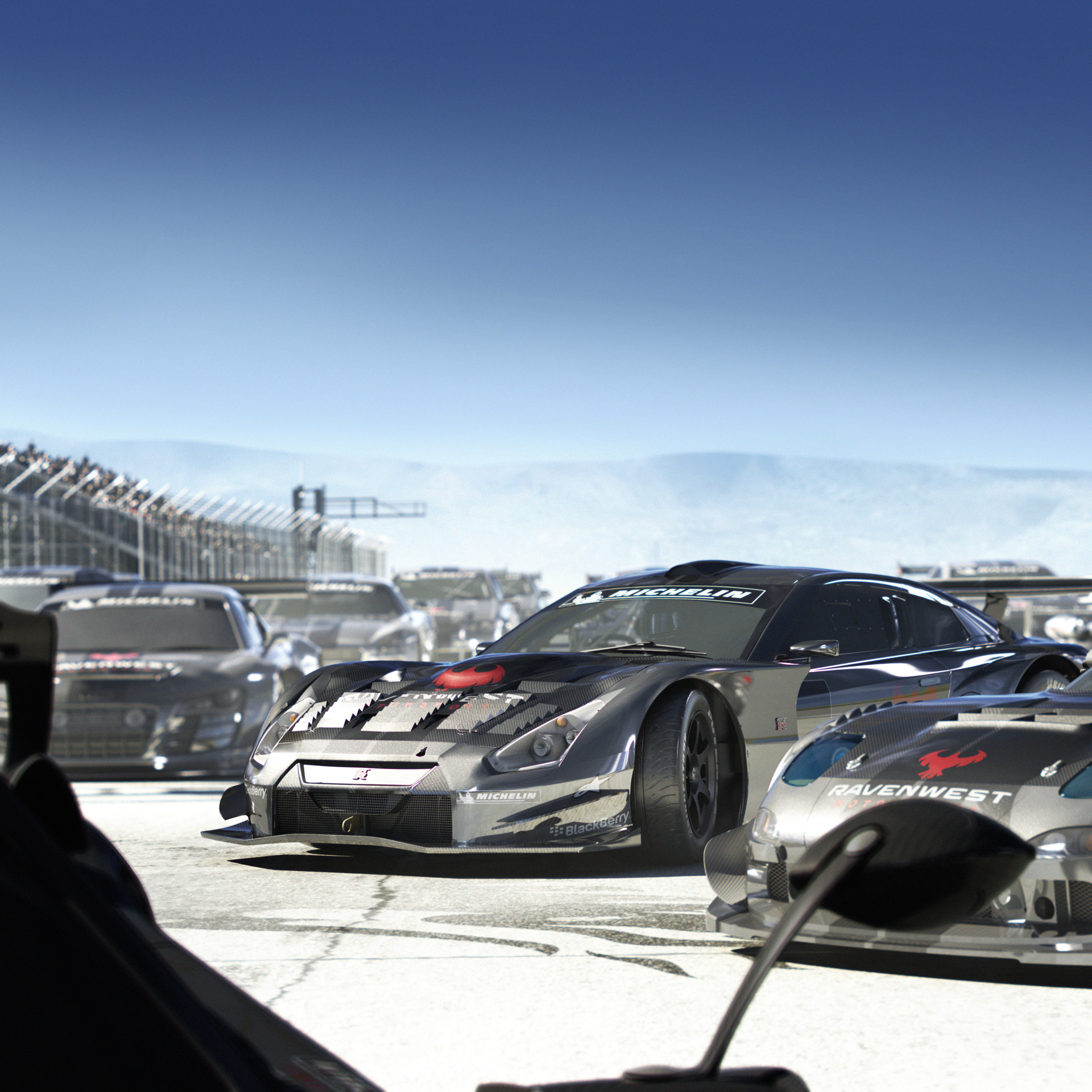Foto de GRID Autosport (1/18)