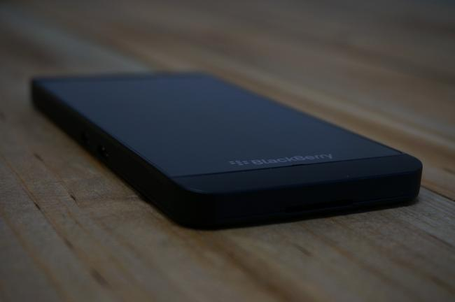 blackberry z10 tumbada
