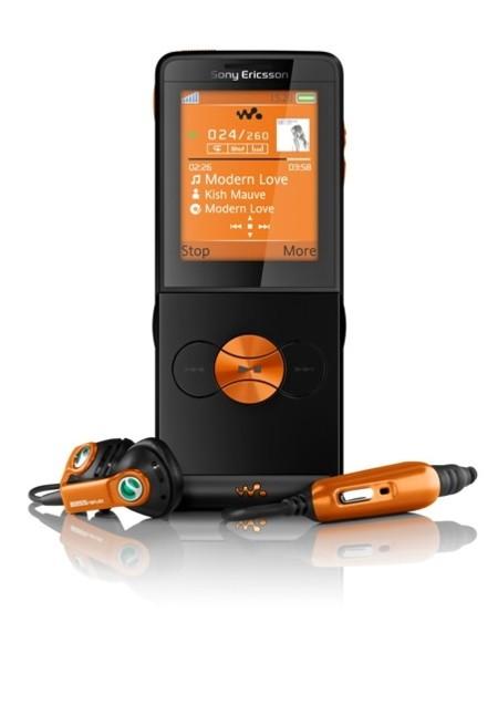 Sony Ericsson W350 [CES 2008]