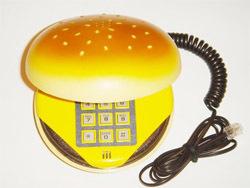 Hamburgófono: el teléfono hamburguesa