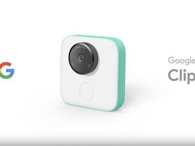 Google Clips, una diminuta cámara compatible con iOS y Android que busca capturar momentos sin complicaciones