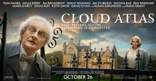 Foto de 'El Atlas de las Nubes', carteles (11/15)