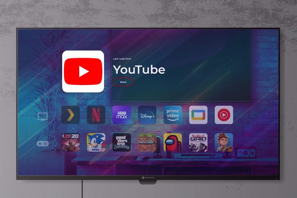 Motorola presenta el manera TV y el manera escritorio a lo Dex que prepara para el Moto™ G del año que viene