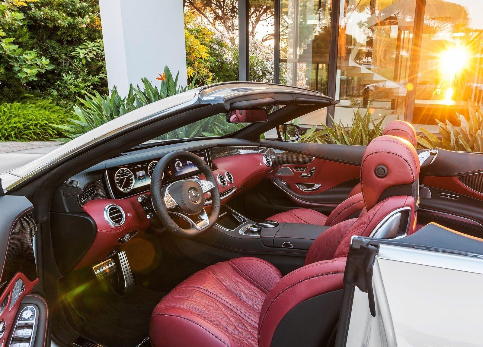 Foto de Mercedes-AMG S 63 Cabriolet (19/19)