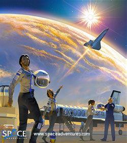 Turismo espacial, realidad o ciencia ficción?