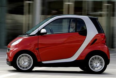 El Smart ForTwo se venderá también en Brasil