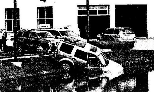 Este Land Rover Discovery hizo aguas