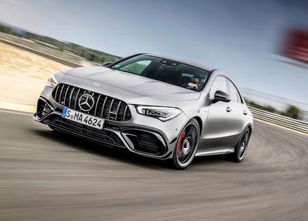 El Mercedes-AMG CLA 45 S 4MATIC+ y sus 421 hp ya están en México