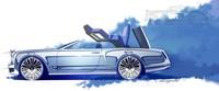 Bentley Mulsanne Convertible Concept, un topless de superlujo