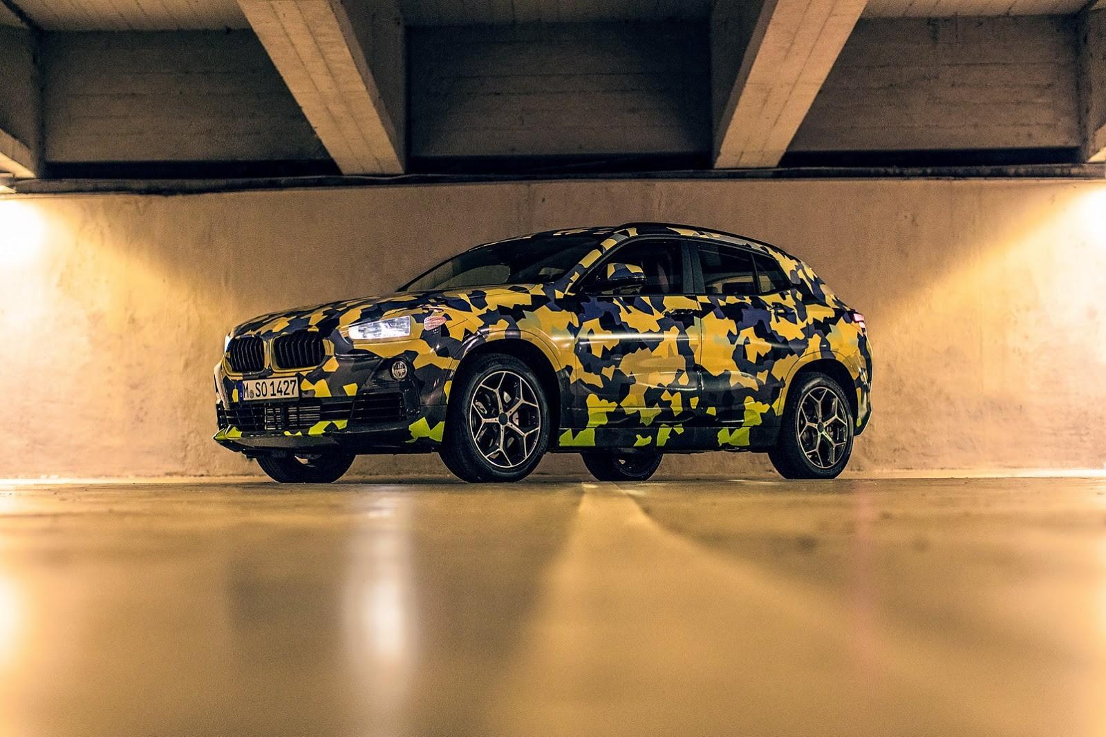 Foto de BMW X2 (fotos espía) (6/13)
