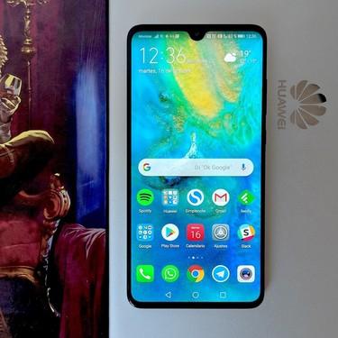 Huawei Mate 20 de oferta en Amazon: 449 euros, casi la mitad de su precio de lanzamiento