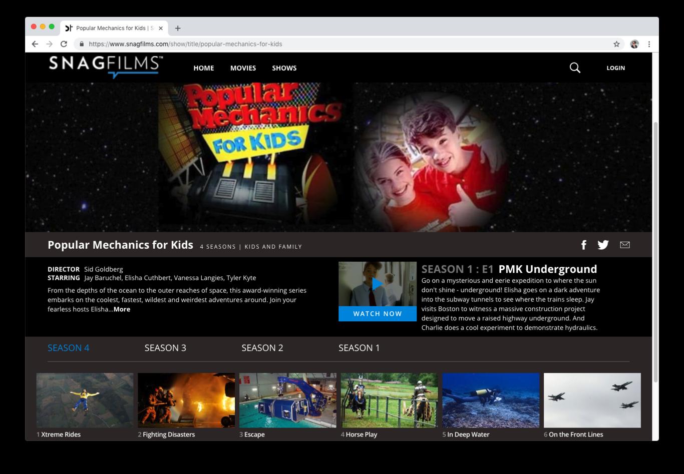 🎬 Increíble web de cine para ver gratis más películas online sin suscripción