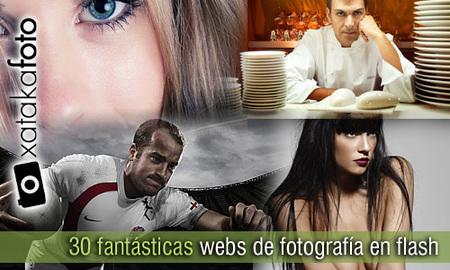 30 fantásticas webs de fotografía en flash