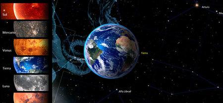 Mapa Estelar, vídeos