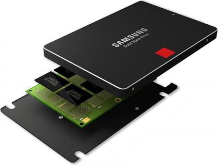 Samsung 850evo Ssd Desarme