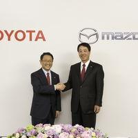 Toyota y Mazda firman una nueva aventura, esta vez para una fábrica conjunta en EE. UU.