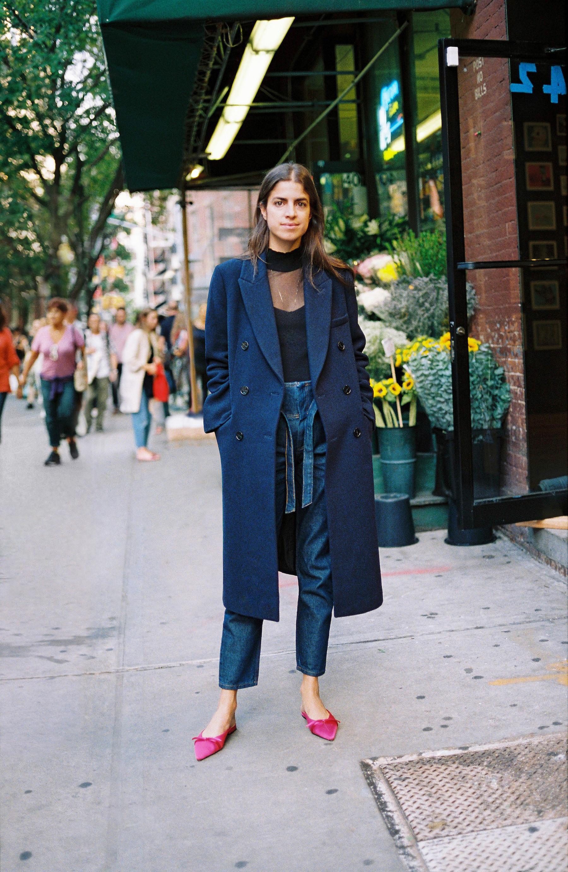 Leandra Medine y mango Journeys en Nueva York