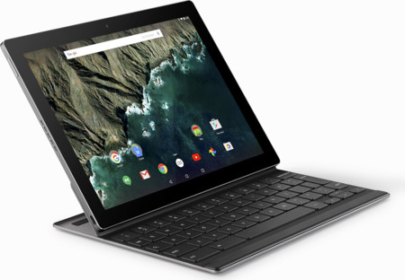 Pixel C Side Keyboard