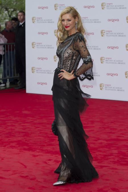 Sienna Miller BAFTA look