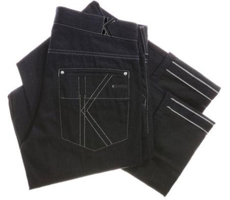 Silver Selvage jeans de K Karl Lagerfeld