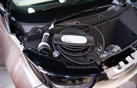 BMW i3 Madrid cable de recarga ocasional schuko