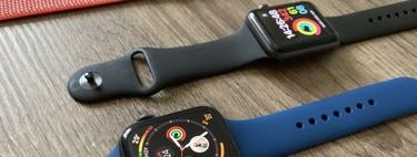 Las ventas del Apple Watch van viento en popa, pero el modelo más vendido es el Series 3