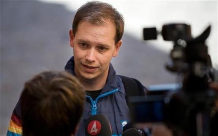 El fundador de The Pirate Bay, Peter Sunde, es detenido en Suecia