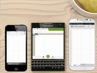 BlackBerry Passport, así justifica la firma el incluirle una pantalla cuadrada