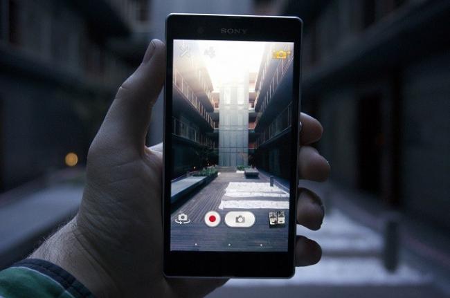 Sony Xperia Z Camera