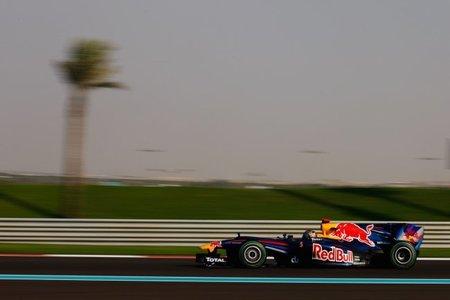 GP de Abu Dhabi de Fórmula 1: Pole para Sebastian Vettel, Fernando Alonso tercero y Mark Webber quinto. ¡Vendetta!