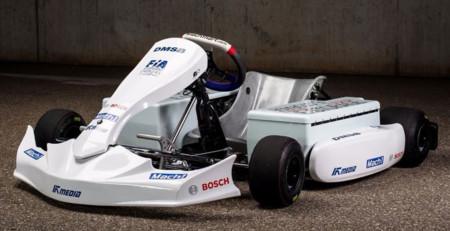 Los karts eléctricos ya no son sólo para niños gracias a Bosch, ¿o 130 km/h te parecen pocos?