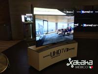 Samsung presenta en México sus nuevos televisores Curvos UHD