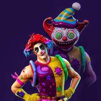 Guía Fortnite: puntuación de 10 o más en diferentes puestos de payasos de carnaval [Temporada 6, semana 9]