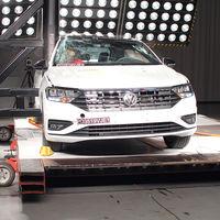 Volkswagen Jetta, Tiguan y Ford Figo configurados para México destacan en Latin NCAP