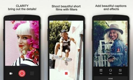 Camu, la aplicación fotográfica todo en uno, llega por fin a Android