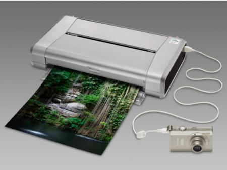 Canon PIXMA iP100, impresora portátil