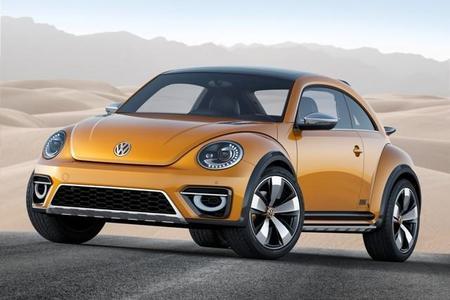Auto Show de Detroit 2014: Volkswagen Beetle Dune Concept