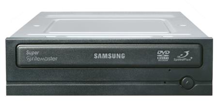 Grabadora de DVD SH-S203 de Samsung a 20x