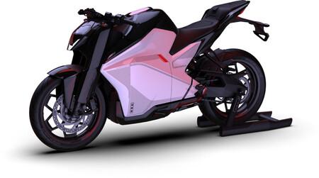 La moto eléctrica Ultraviolette F77 entrará en producción a finales de 2021 con especificaciones de 300 cc y 150 km de autonomía