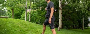 Los creadores de estos pantalones robóticos dicen que si te los pones caminarás y correrás con menos esfuerzo