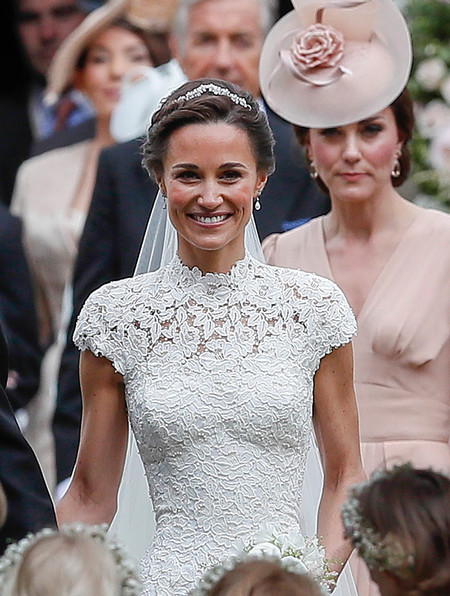 Pippa Middleton Look