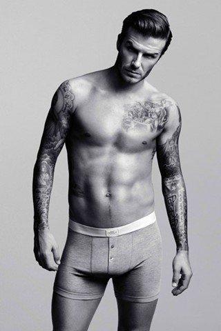 Beckham y H&M: una colección de lo más sosa (y sin ajo)