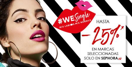 Singles' Day en Sephora: 25% de descuento en marcas TOP por tiempo limitado